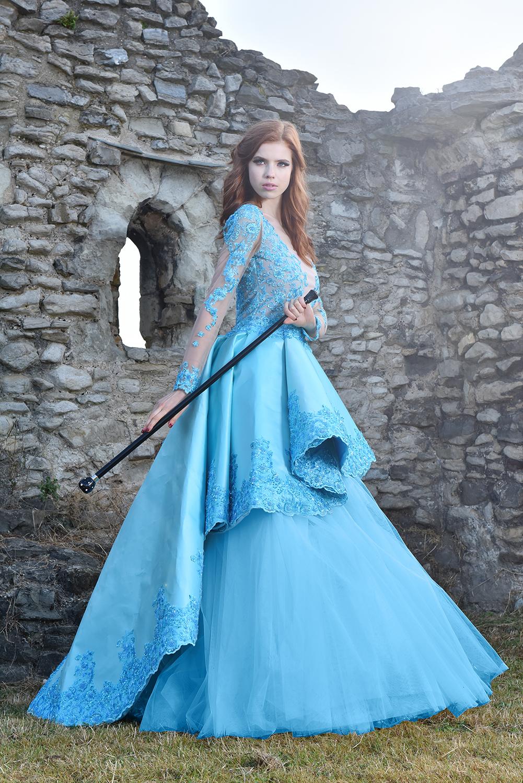 Nina Naustdal Couture campaign lookbook fashion photography