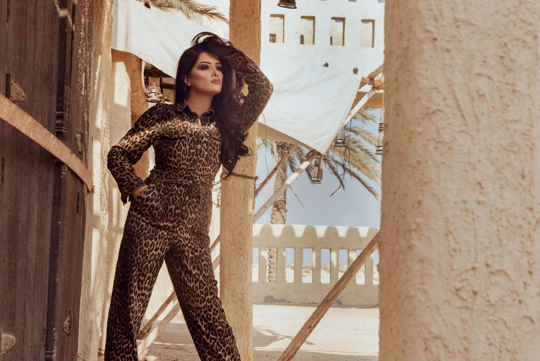 Qatar fashion campaign